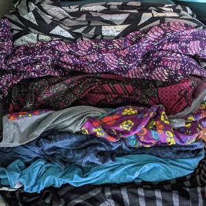 LuLaRoe 7 Piece Clothing Bundle